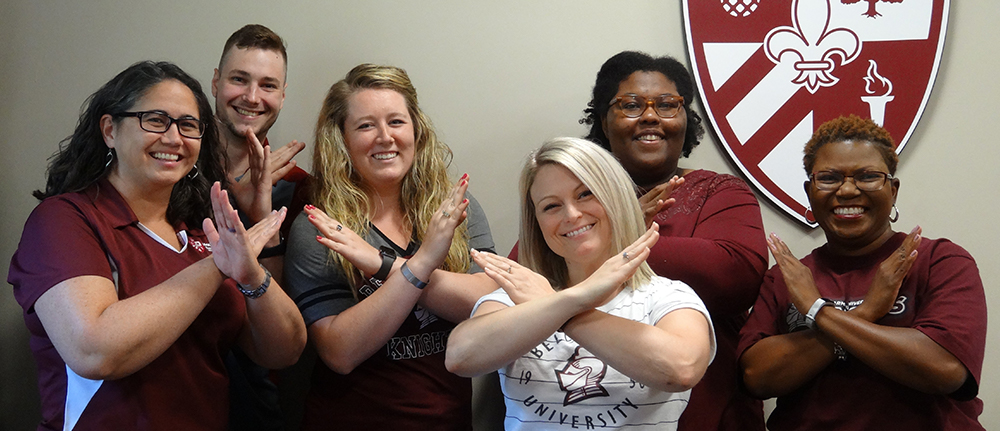 Housing and Residence Life Team Photo