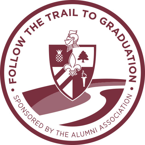 Trail to Grad Logo