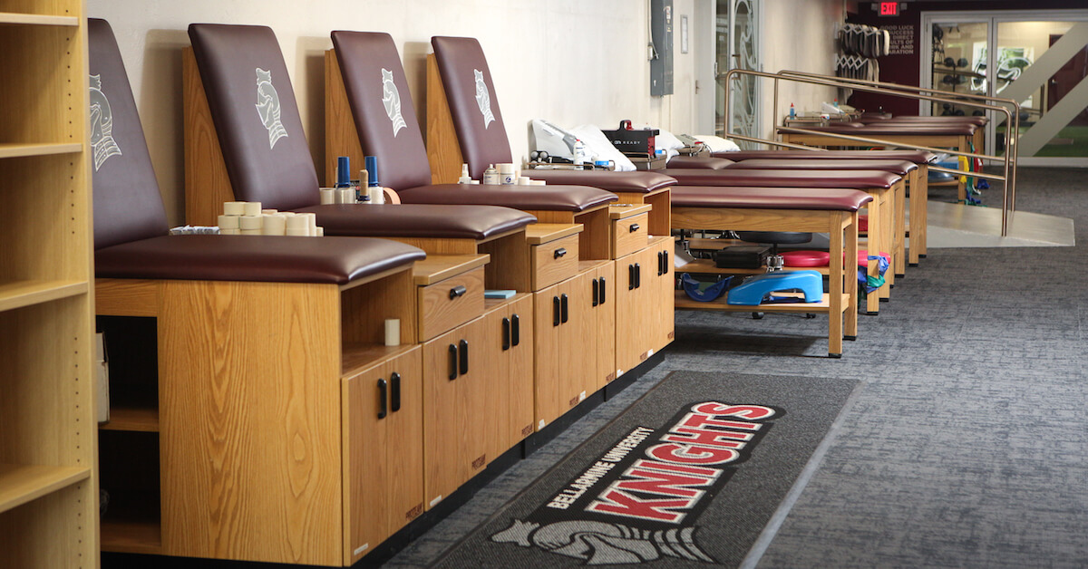 BellarmineAthleticTrainingCenter