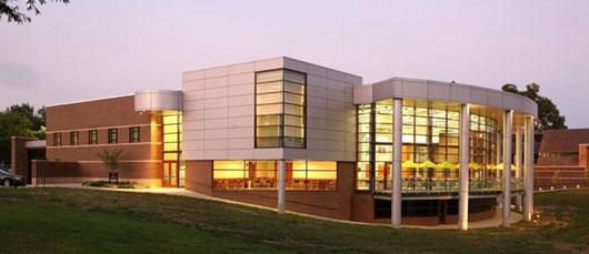 School Of Communication Building Named Joseph P Clayton Hall