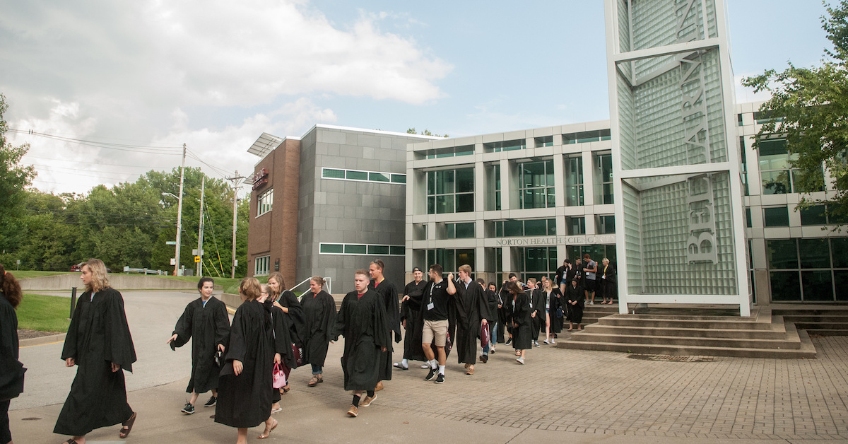 convocation-walking