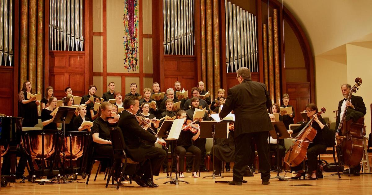 Bellarmine Oratorio Society