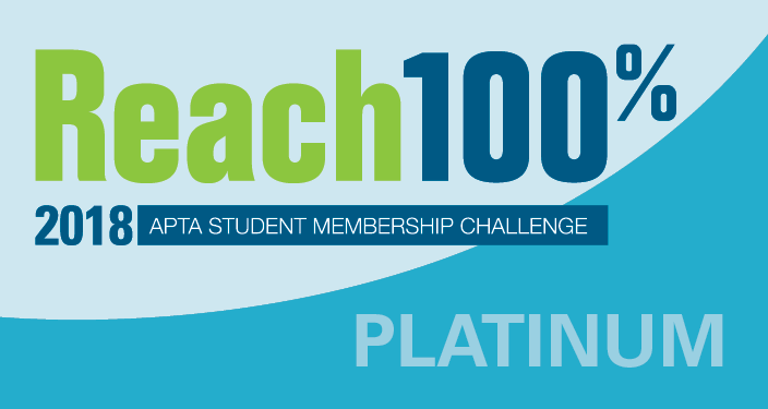 American Physical Therapy Association's Reach100 Challenge
