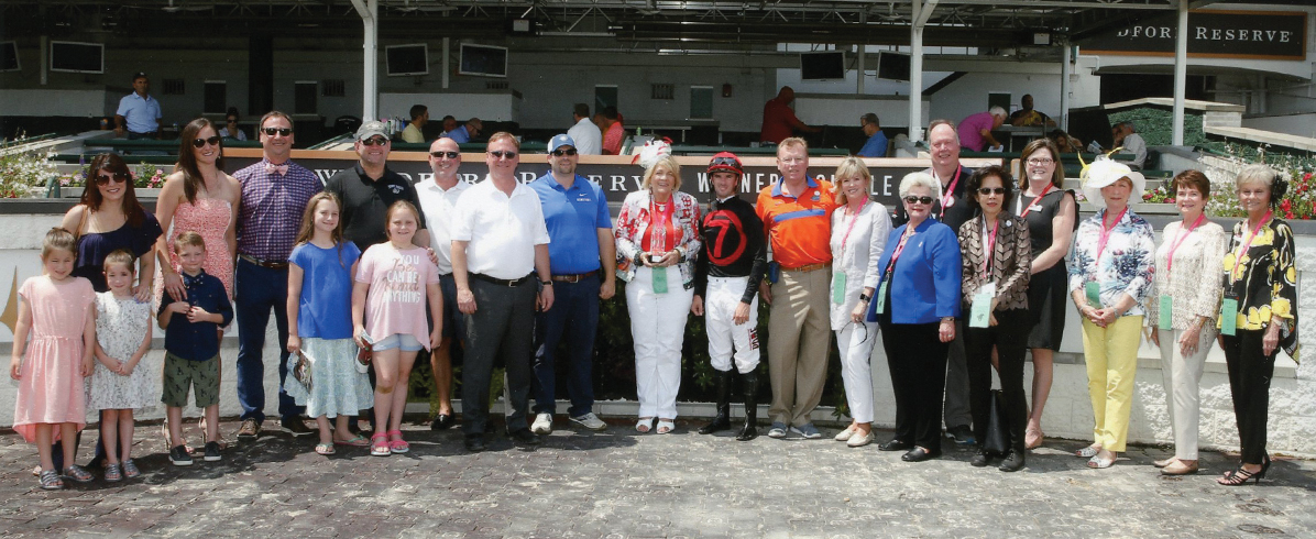 Day at the Races 2019 Winners Circle